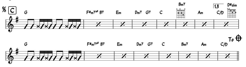 ギターコード プリテンダー
